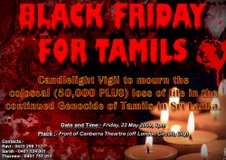 fridayforthetamils